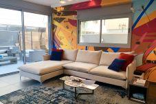 Appartement à Tel Aviv - Jaffa - Enormous Terrace on Hayarkon, Jacuzzi &...
