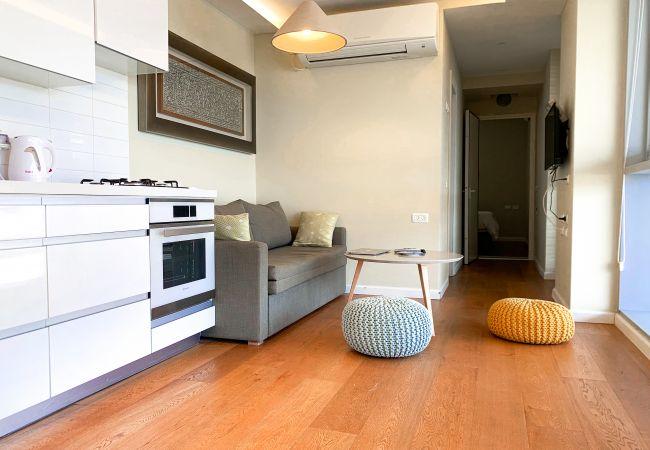 Apartamento em Jerusalem - Central, tranquilidade + estacionamento e elevador!