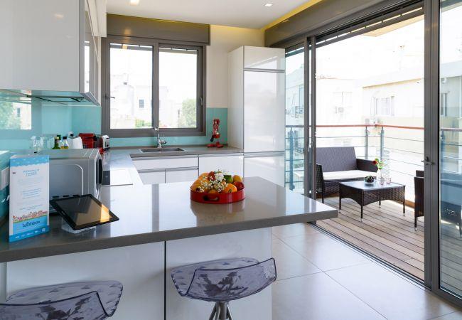 in Tel Aviv - Jaffa - Best Location, Best Apartment, w/ PARKING!